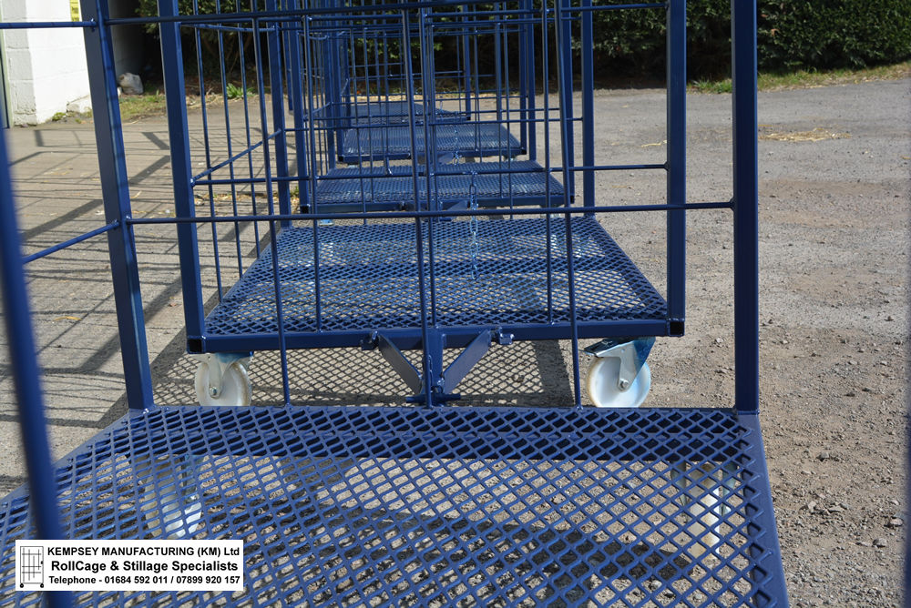 HEAVY DUTY ROLLER CAGES