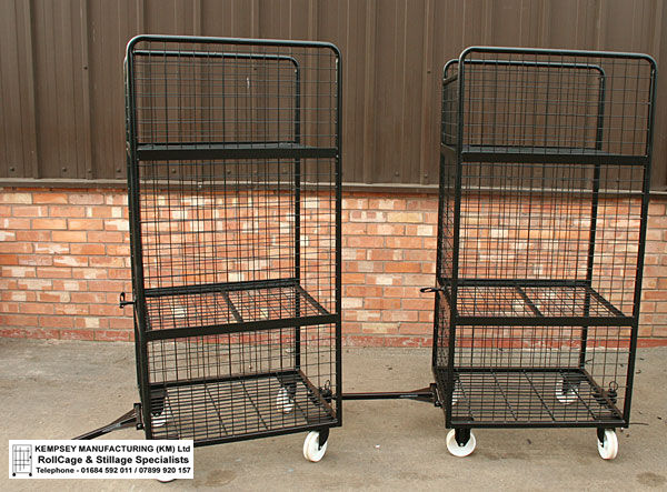 NEW LINEN ROLL CAGES