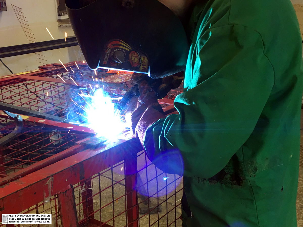 STILLAGE & CAGE REPAIRERS